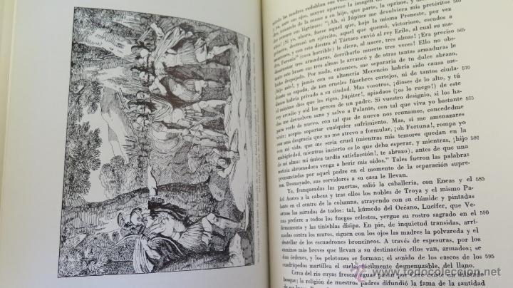 Libros de segunda mano: VIRGILIO. OBRAS COMPLETAS. MONTANER Y SIMON - Foto 3 - 44356511
