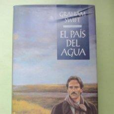 Libros de segunda mano: EL PAÍS DEL AGUA. TAPA DURA. Lote 243339820