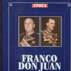 Libros de segunda mano: FRANCO, DON JUAN, LOS REYES SIN CORONA / RICARDO DE LA CIERVA. Lote 44638744