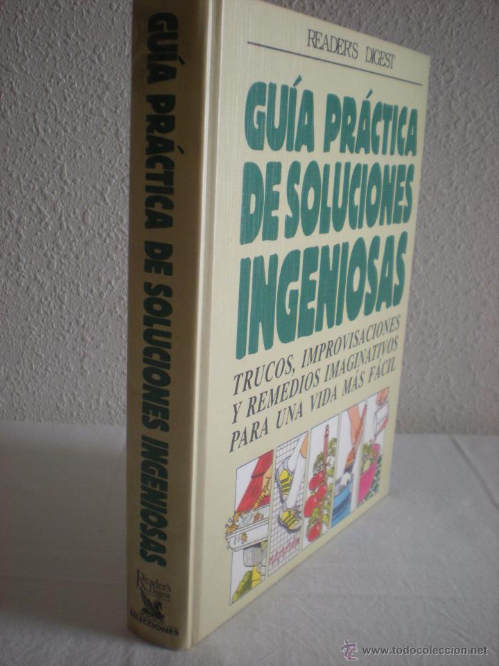 Libros de segunda mano: Libro # Guia Practica de Soluciones Ingeniosas (Readers Digest) - Foto 2 - 44657050