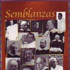 Libros de segunda mano: SEMBLANZAS. DOMINICOS BETICOS PARA LA IGLESIA UNIVERSAL. ANS-477. Lote 44690848