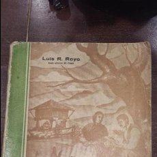 Libros de segunda mano: CHARLAS DEL CAMPO, AUTOR: LUIS RODRIGUEZ ROYO, AÑO: 1955.. Lote 44704144
