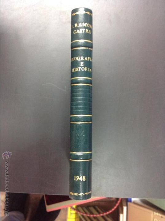 GEOGRAFÍA E HISTORIA 1948 (Libros de Segunda Mano - Bellas artes, ocio y coleccionismo - Otros)