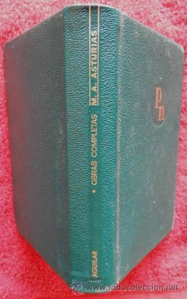 OBRAS COMPLETAS. TOMO I - MIGUEL ÁNGEL ASTURIAS (Libros de Segunda Mano (posteriores a 1936) - Literatura - Otros)