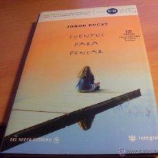Libros de segunda mano: CUENTOS PARA PENSAR ( JORGE BUCAY) TAPA DURA (LB15). Lote 44796041