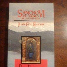 Libros de segunda mano: SANCHO VI EL SABIO (REYES PIRENAICOS). Lote 44849116