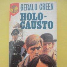 Libros de segunda mano: HOLOCAUSTO. GERALD GREEN.. Lote 44872099