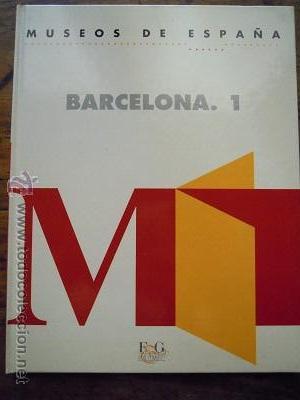 Libros de segunda mano: Museos de España. Sevilla. 1. Bellas Artes. Barcelona.1 y Madrid.1. El Prado. Ediciones F&G. 1993 - Foto 6 - 44872882