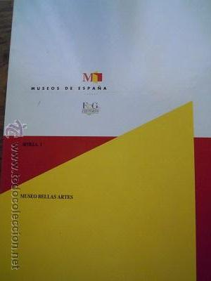 Libros de segunda mano: Museos de España. Sevilla. 1. Bellas Artes. Barcelona.1 y Madrid.1. El Prado. Ediciones F&G. 1993 - Foto 7 - 44872882