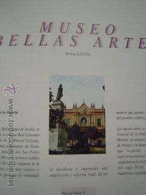 Libros de segunda mano: Museos de España. Sevilla. 1. Bellas Artes. Barcelona.1 y Madrid.1. El Prado. Ediciones F&G. 1993 - Foto 9 - 44872882