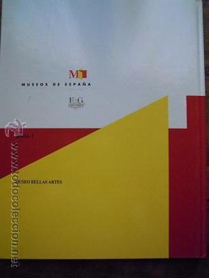 Libros de segunda mano: Museos de España. Sevilla. 1. Bellas Artes. Barcelona.1 y Madrid.1. El Prado. Ediciones F&G. 1993 - Foto 11 - 44872882