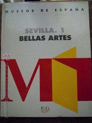 Libros de segunda mano: Museos de España. Sevilla. 1. Bellas Artes. Barcelona.1 y Madrid.1. El Prado. Ediciones F&G. 1993 - Foto 12 - 44872882