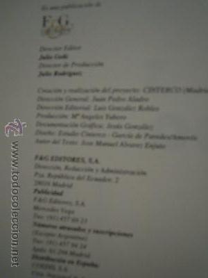 Libros de segunda mano: Museos de España. Sevilla. 1. Bellas Artes. Barcelona.1 y Madrid.1. El Prado. Ediciones F&G. 1993 - Foto 15 - 44872882