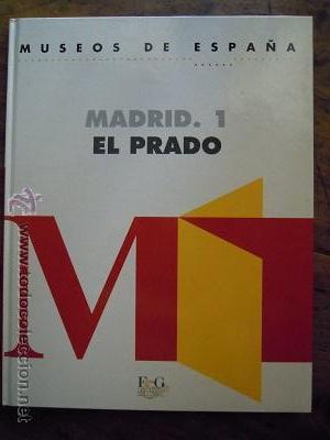 Libros de segunda mano: Museos de España. Sevilla. 1. Bellas Artes. Barcelona.1 y Madrid.1. El Prado. Ediciones F&G. 1993 - Foto 17 - 44872882