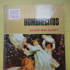 Libros de segunda mano: HOMBRECITOS. LOUISE MAY ALCOTT.. Lote 44934392