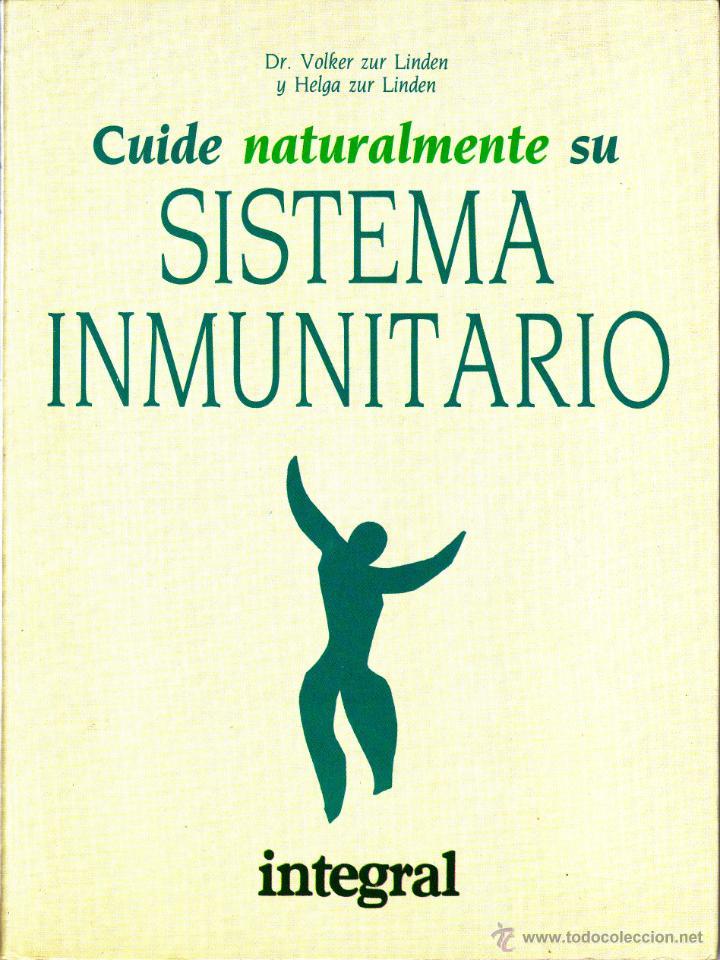 CUIDE NATURALMENTE SU SISTEMA INMUNITARIO (Libros de Segunda Mano - Pensamiento - Otros)