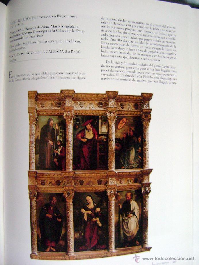 Libros de segunda mano: GRAN LIBRO: LAS TABLAS FLAMENCAS EN LA RUTA JACOBEA, 1999 ¡ENVÍE SU OFERTA! - Foto 4 - 44940760