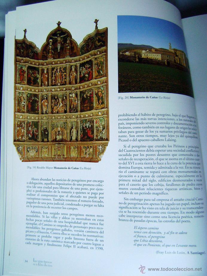 Libros de segunda mano: GRAN LIBRO: LAS TABLAS FLAMENCAS EN LA RUTA JACOBEA, 1999 ¡ENVÍE SU OFERTA! - Foto 7 - 44940760