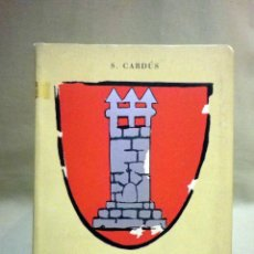 Libros de segunda mano: LIBRO, NOM I ESCUT DE TERRASSA, S. CADUS, 1961. Lote 44965433