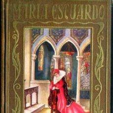 Libros de segunda mano: ARALUCE : MARIA ESTUARDO (1941) ILUSTRACIONES DE RENÉ. Lote 44971324