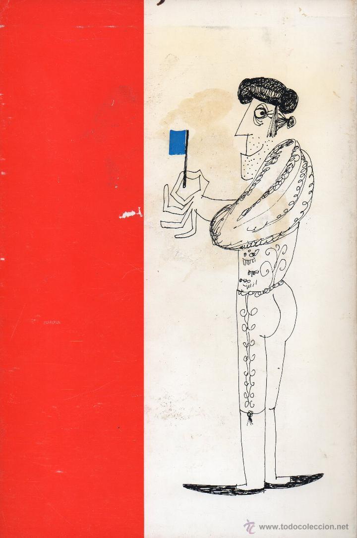 Libros de segunda mano: LES FANATIQUES DU TORO.PIERRE DUPUY. ILUSTRATIONS JOEL BAMEULE. EN MUY BUEN ESTADO. - Foto 2 - 44992418