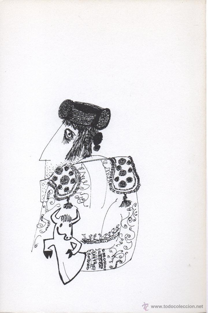 Libros de segunda mano: LES FANATIQUES DU TORO.PIERRE DUPUY. ILUSTRATIONS JOEL BAMEULE. EN MUY BUEN ESTADO. - Foto 4 - 44992418