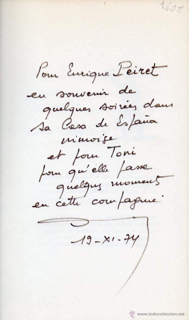 Libros de segunda mano: LES FANATIQUES DU TORO.PIERRE DUPUY. ILUSTRATIONS JOEL BAMEULE. EN MUY BUEN ESTADO. - Foto 5 - 44992418