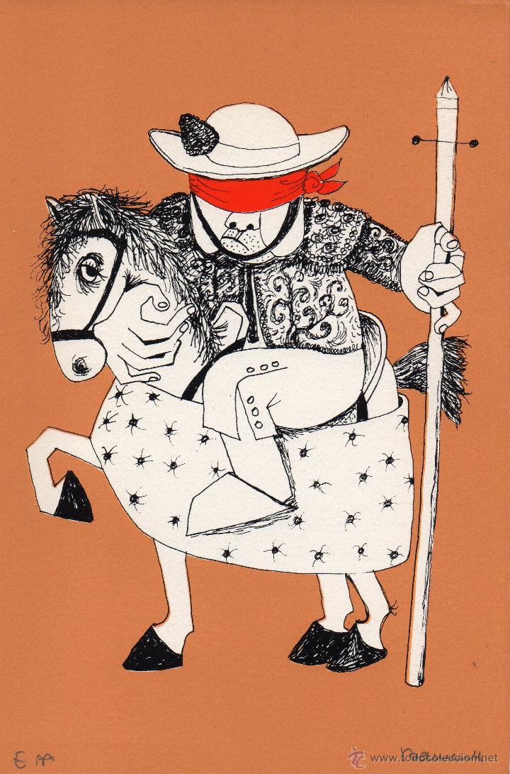 Libros de segunda mano: LES FANATIQUES DU TORO.PIERRE DUPUY. ILUSTRATIONS JOEL BAMEULE. EN MUY BUEN ESTADO. - Foto 7 - 44992418