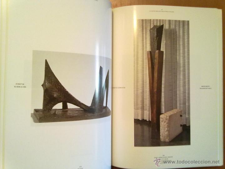 Libros de segunda mano: LIBRO CATALOGO LAVANTGUARDA DE LESCULTURA CATALANA. BARCELONA 1989 ARTE ESCULTURA - Foto 2 - 45033323