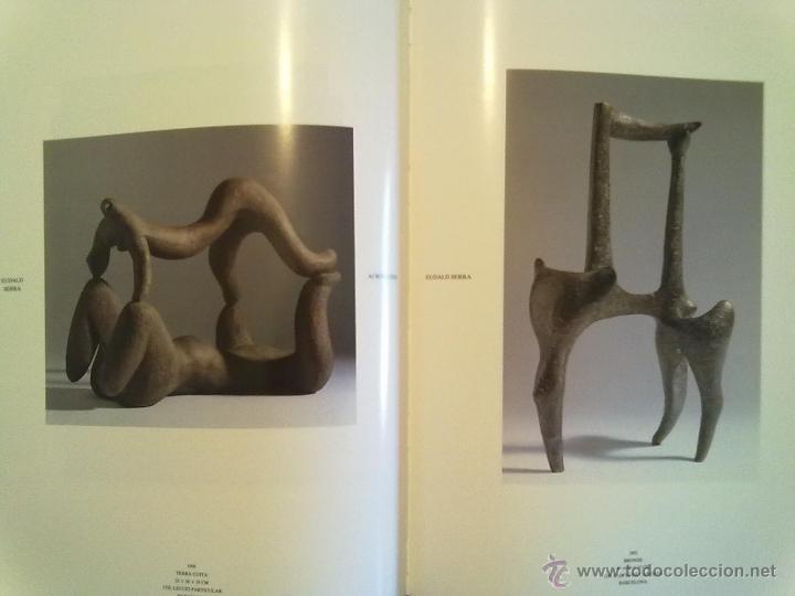 Libros de segunda mano: LIBRO CATALOGO LAVANTGUARDA DE LESCULTURA CATALANA. BARCELONA 1989 ARTE ESCULTURA - Foto 3 - 45033323