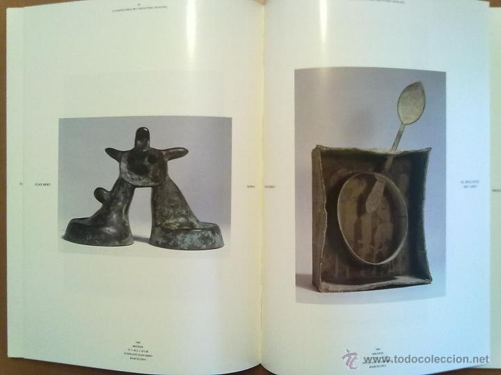 Libros de segunda mano: LIBRO CATALOGO LAVANTGUARDA DE LESCULTURA CATALANA. BARCELONA 1989 ARTE ESCULTURA - Foto 4 - 45033323