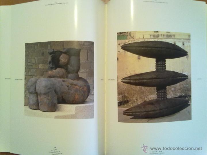 Libros de segunda mano: LIBRO CATALOGO LAVANTGUARDA DE LESCULTURA CATALANA. BARCELONA 1989 ARTE ESCULTURA - Foto 6 - 45033323