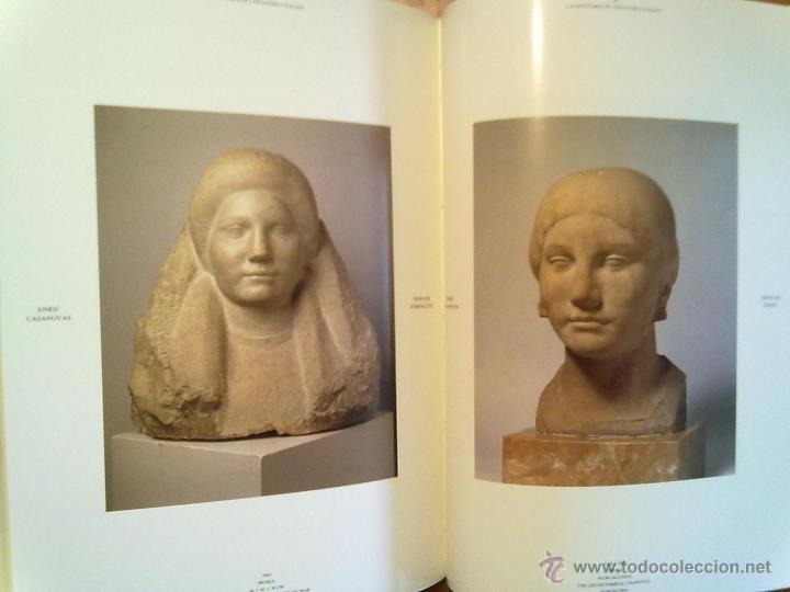 Libros de segunda mano: LIBRO CATALOGO LAVANTGUARDA DE LESCULTURA CATALANA. BARCELONA 1989 ARTE ESCULTURA - Foto 8 - 45033323
