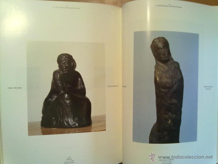 Libros de segunda mano: LIBRO CATALOGO LAVANTGUARDA DE LESCULTURA CATALANA. BARCELONA 1989 ARTE ESCULTURA - Foto 9 - 45033323