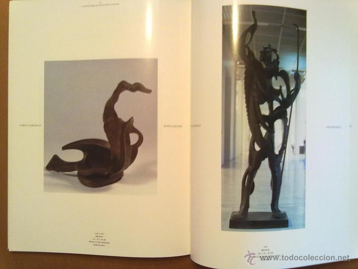 Libros de segunda mano: LIBRO CATALOGO LAVANTGUARDA DE LESCULTURA CATALANA. BARCELONA 1989 ARTE ESCULTURA - Foto 10 - 45033323