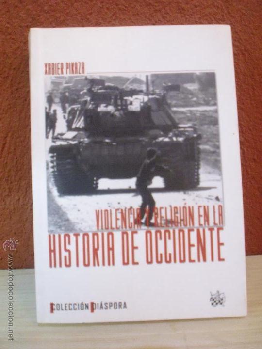 violencia y religion en la historia de occident - Comprar en todocoleccion  - 45068932