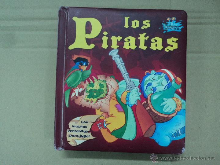 LOS PIRATAS. (Libros de Segunda Mano - Literatura Infantil y Juvenil - Otros)