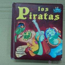 Libros de segunda mano: LOS PIRATAS.. Lote 45093943