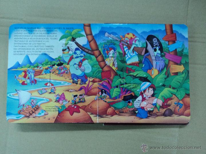 Libros de segunda mano: Los piratas. - Foto 2 - 45093943