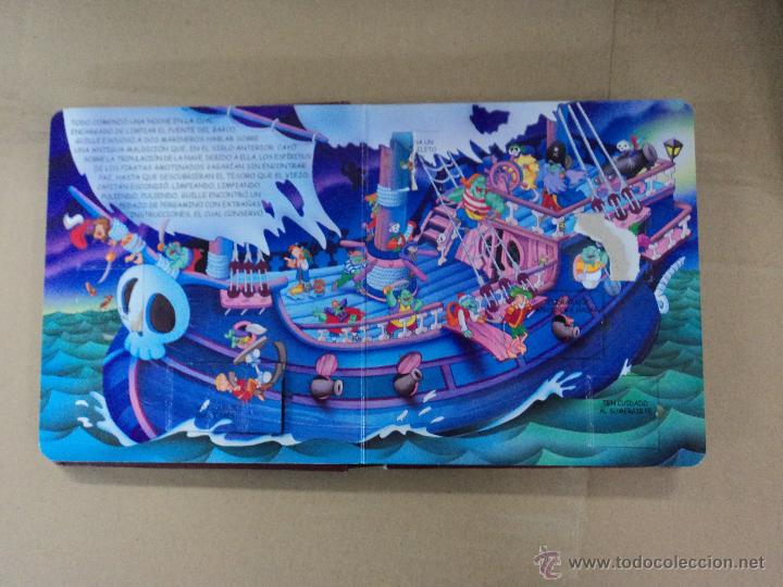 Libros de segunda mano: Los piratas. - Foto 4 - 45093943