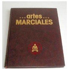 Libros de segunda mano: ARTES MARCIALES. ENCICLOPEDIA PRÁCTICA. 4 VOLS. F & G EDICIONES. Lote 174545835
