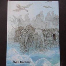 Libros de segunda mano: SUPERSTICIONES ASTURIANAS. ELVIRO MARTINEZ. EDITORIAL EVEREST, 1995. TAPA DURA. 12 X 19 CMS. 251 PAG. Lote 45147942