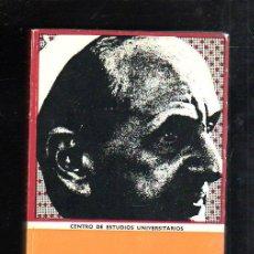 Libros de segunda mano: RETIRO EN EL VATICANO. H.RENE VOILLAUME. 2º EDICION. 1970. CENTRO DE ESTUDIOS UNIVERSITARIOS. Lote 45164949