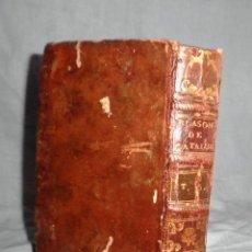 Libros de segunda mano: EL BLASON DE CATALUÑA – AÑO 1780 - SEMANARIO CURIOSO.. Lote 45172303