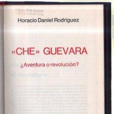 Libros de segunda mano: FIGURAS SINGULARES DE NUESTRO TIEMPO. CHE GUEVARA. MUSSOLINI. TSHOMBE. 3 TOMOS. 1968. Lote 45182265