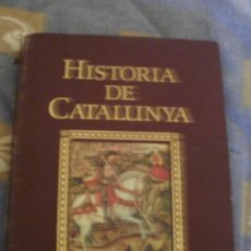 Libros de segunda mano: HISTORIA DE CATALUNYA - LE FALTAN ALGUNAS FOTOS - EL PERIODICO --REFM4E5. Lote 45184678