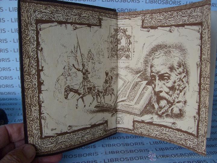 Libros de segunda mano: MIGUEL DE CERVANTES - OBRAS COMPLETAS - AGUILAR - OBRAS ETERNAS. - Foto 3 - 45200635