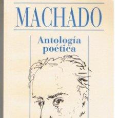 Libros de segunda mano: MACHADO. ANTOLOGIA POETICA. Nº 65. ALIANZA CIEN. (P/C26). Lote 45207831