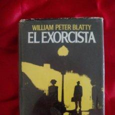 Libros de segunda mano: NOVELA EL EXORCISTA 1975. Lote 45223295