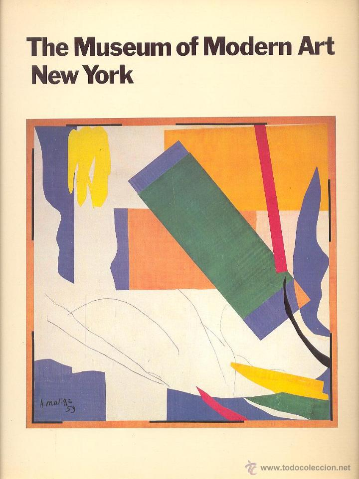 Libros de segunda mano: THE MUSEUM OF MODERN ART NEW YORK M O M A THE HISTORY AND THE COLLECTION PICASSO VAN GOGH MIRO DALÍ - Foto 7 - 45301814